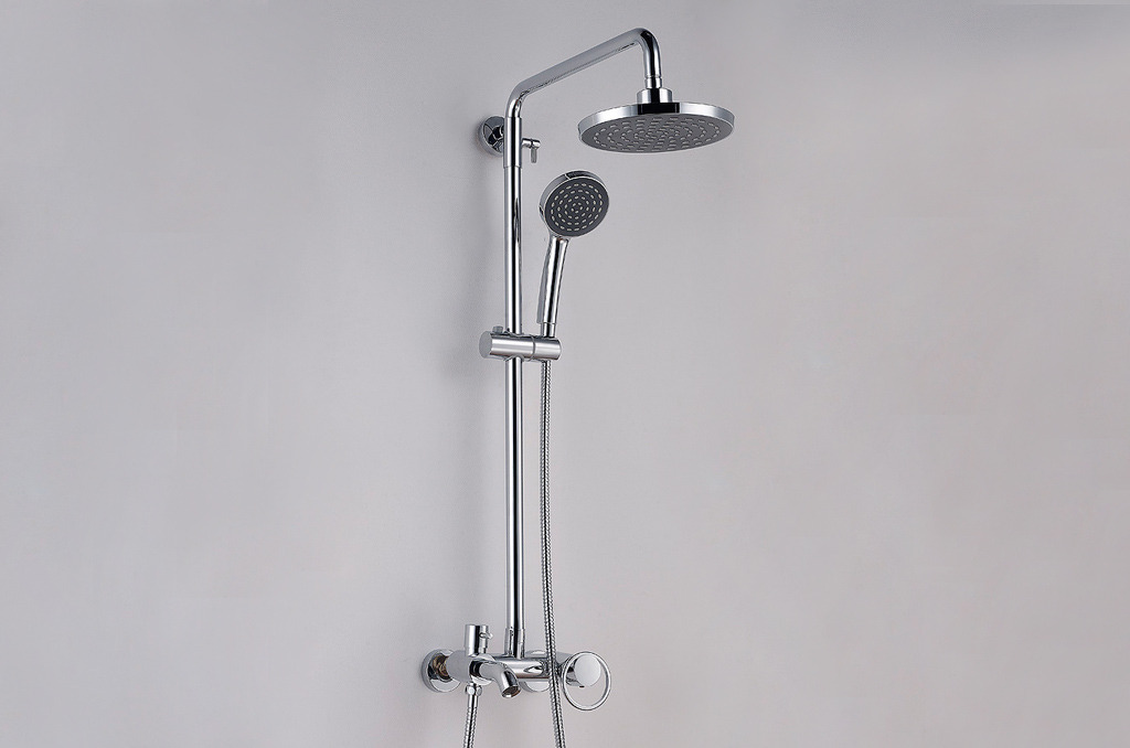 Height Requirement of shower head
