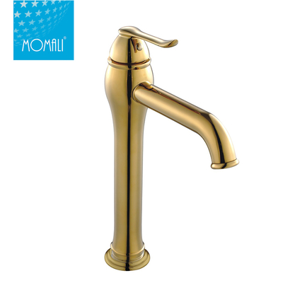 Fashion Designed High Bending Basin Kitchen Faucet With Mixer