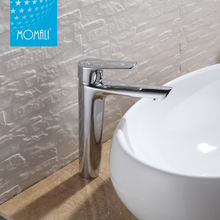 Single Handle Brass Unique Bathroom Wash Basin Sink Faucet