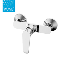 2018 hot sale wall mounted thermostatic bath shower mixer