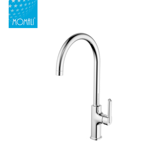 2018 hot and cold water faucet brass body durable kitchen mixer tap