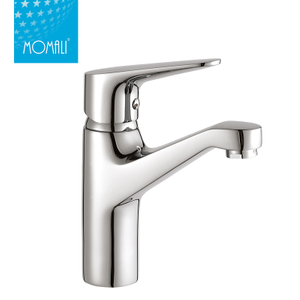 Single Hand Brass Wash Basin Faucet